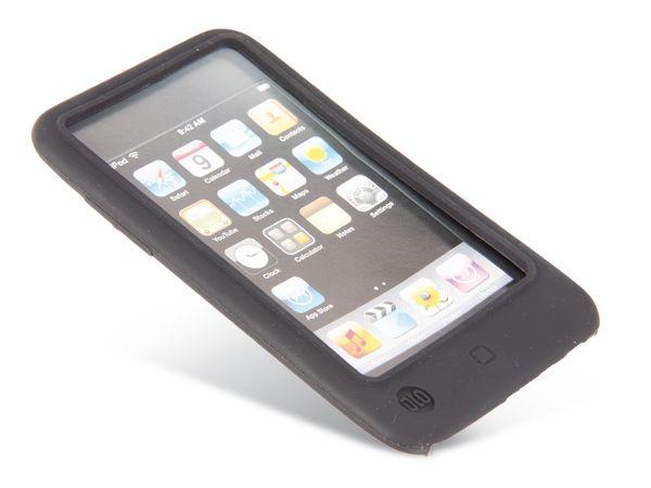 iPod 2G-Silikontasche und Display-Schutzfolie