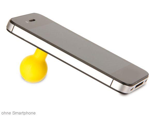 iStand Saugnapf, gelb - Produktbild 1