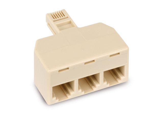 Western-Modularverteiler, 3-fach - Produktbild 2