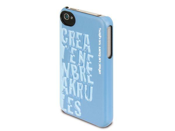 Handy-Cover für iPhone 4/4S, AHA CROOM 3D 103455 - Produktbild 2