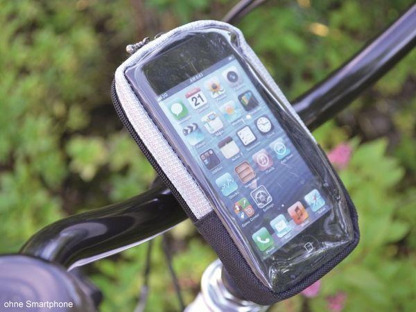 Handytasche mit Fahrrad-Halterung FILMER 40.124
