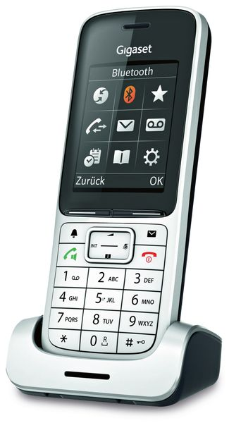 Schnurloses DECT-Telefon GIGASET SL450HX