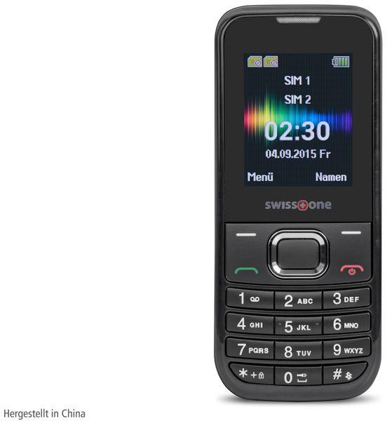 Handy SWISSTONE SC 230, schwarz