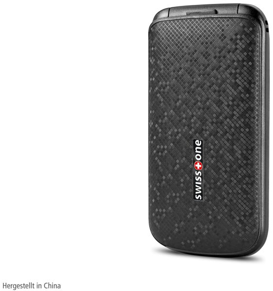 Handy SWISSTONE SC 330, schwarz - Produktbild 3