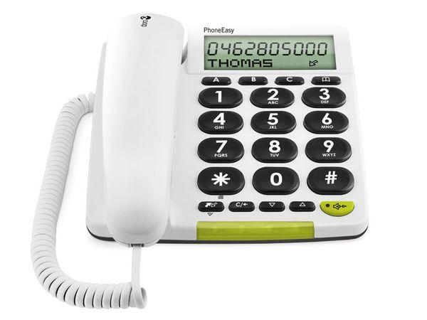 Großtasten-Telefon DORO PhoneEasy 312cs