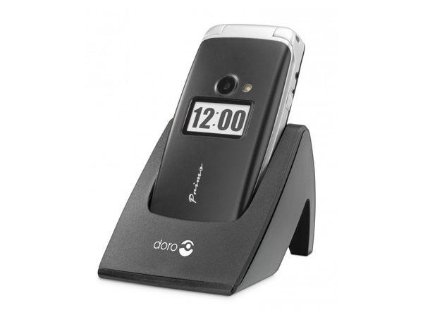 Mobiltelefon DORO Primo 413, schwarz