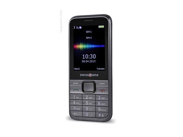 Mobiltelefon SWISSTONE SC 560 - Produktbild 3