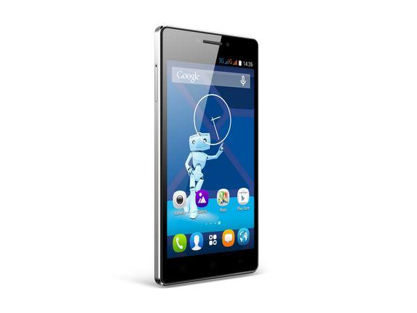 Dual-SIM Smartphone HAIER HaierPhone Voyage V3, schwarz