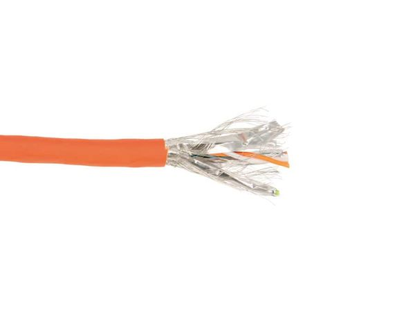 CAT.7 Netzwerk-Verlegekabel VOKA SLAN 1000, 50 m