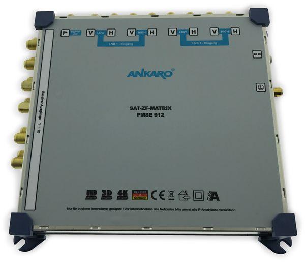 SAT-Multischalter ANKARO PMSE912, 9/12 - Produktbild 3