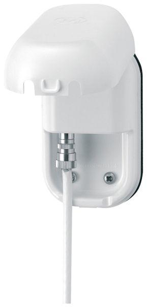 Fahrzeug-Antennendose MAXVIEW, Außen, Koax-Buchse, weiß