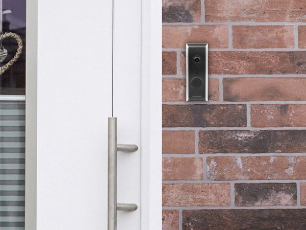 WiFi Türsprechanlage SMARTWARES DIC-23112, 1-Familienhaus, B-Ware - Produktbild 9