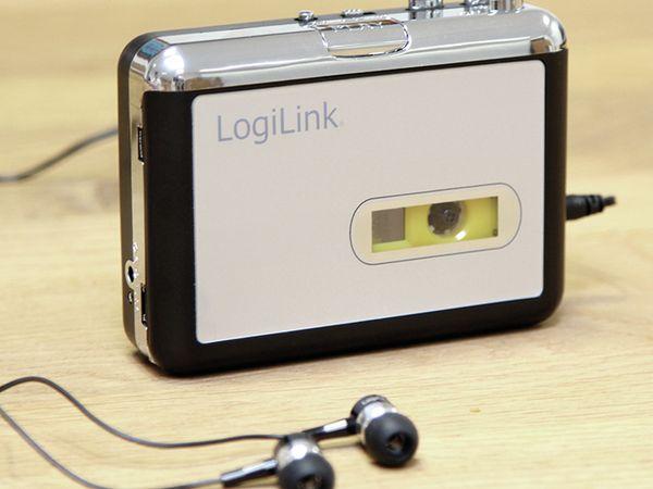 USB-Kassettendeck LOGILINK UA0156 - Produktbild 4