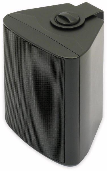 Lautsprecherbox VISATON WB 10,schwarz, 100 V, 8 Ohm - Produktbild 1