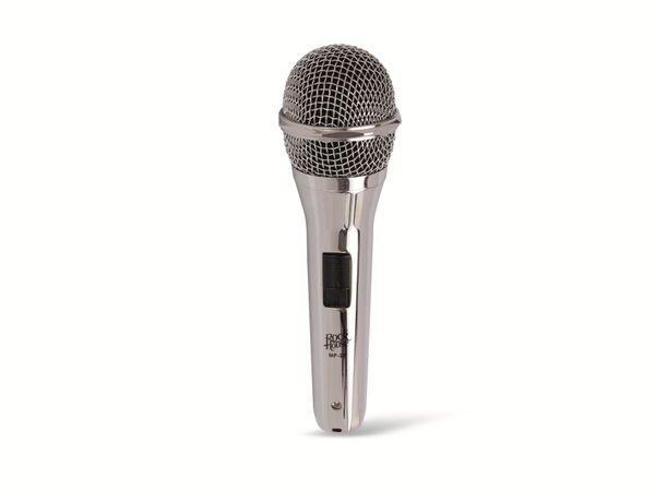 "Mikrofon ROCKHOUSE ""Semi-Professional"", chrom"