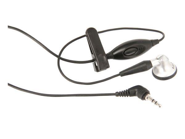 Telefon-Headset mit 2,5 mm Klinkenstecker