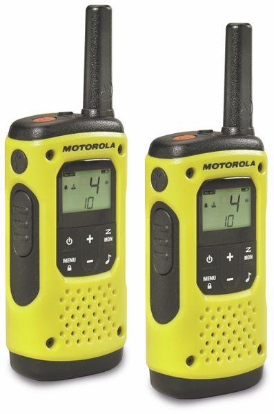 PMR-Funkgeräte-Set MOTOROLA TLKR T92 H2O