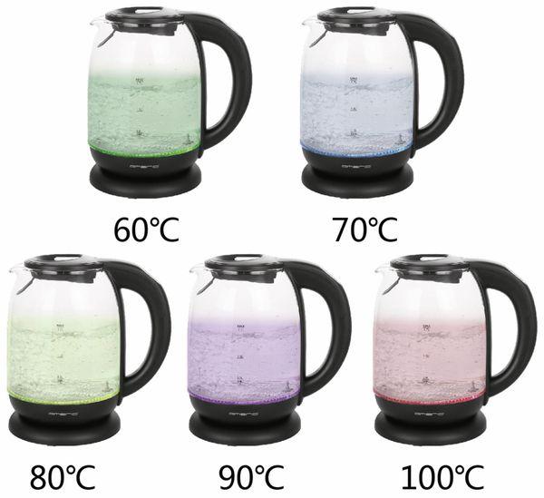 Wasserkocher EMERIO WK-119255,1,7 l, 2200 Watt - Produktbild 6