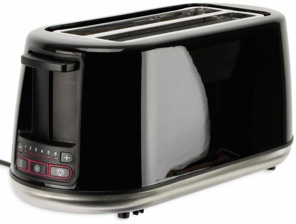 Doppellangschlitz, Toaster, TR-Tdls-e-01, schwarz - Produktbild 1