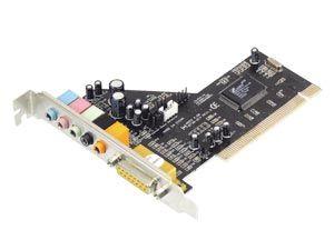 6-Kanal-Soundkarte ET-C8738