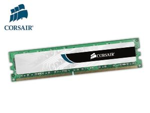 Speichermodul DDR3-RAM CORSAIR VS2GB1333D3 Value Select