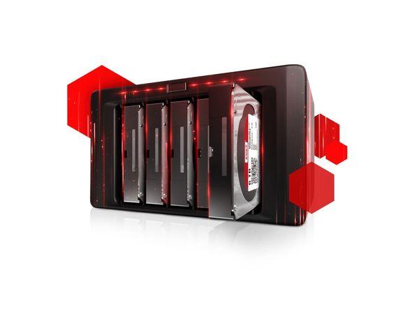 NAS SATA III Festplatte WD RED WD30EFRX - Produktbild 2