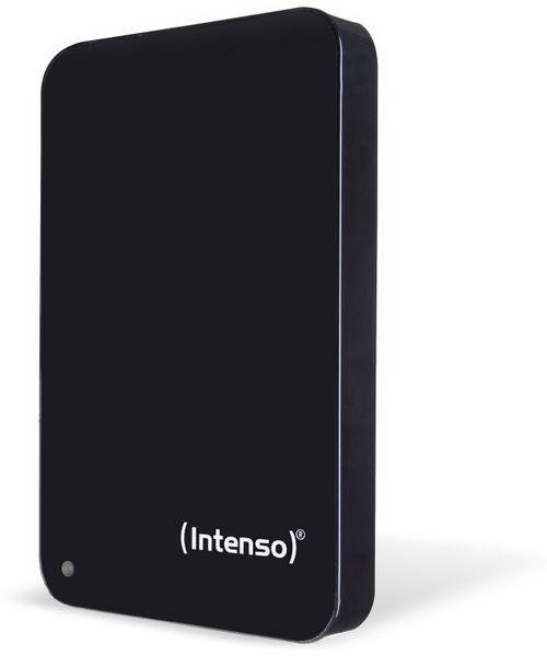 USB 3.0-HDD INTENSO Memory Drive, 1 TB, schwarz