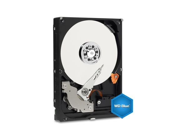 SATA III Festplatte WD Blue WD7500BPVX