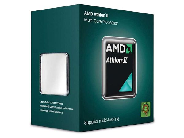 CPU AMD Athlon II X2 340 Dual-Core, Box