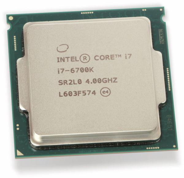 CPU Intel Core i7-6700K, 4GHz, 8MB - Produktbild 3