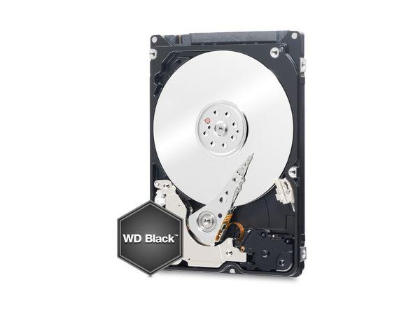 """HDD WESTERN DIGITAL WD5000LPLX Black, 2,5"""", 7200 RPM, SATA III, 500 GB"""
