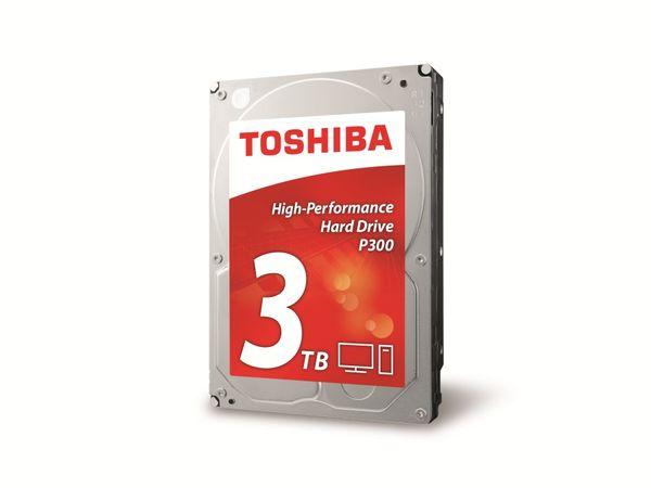 """HDD TOSHIBA P300 HDWD130EZSTA, 8,89 cm (3,5""""), 3 TB"""