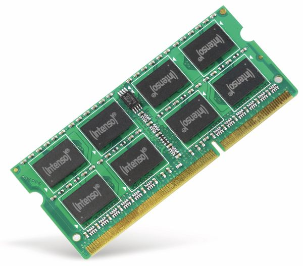 Speichermodul INTENSO Notebook Pro DDR3, 4 GB, 1600 MHz, CL11