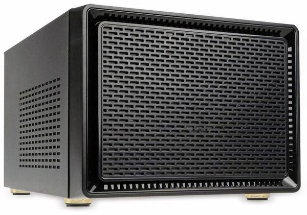 PC-Gehäuse KOLINK Satellite, Mini-ITX, schwarz