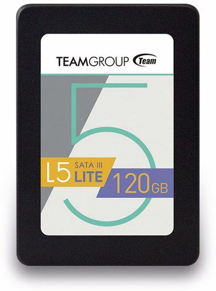 SSD TEAM GROUP L5 Lite, SATA, 120 GB