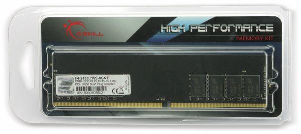 Speichermodul G.Skill Value F4-2133C15S-8GNT, 8 GB - Produktbild 2