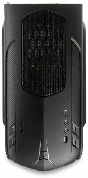 PC-Gehäuse KOLINK Aviator M, Micro-Tower, schwarz - Produktbild 6