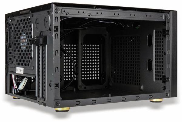PC-Gehäuse KOLINK Satellite Plus, Mini-ITX/Micro-ATX, schwarz - Produktbild 8