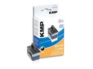 Tintenpatrone KMP, kompatibel für Brother LC-900BK/LC-41BK, schwarz