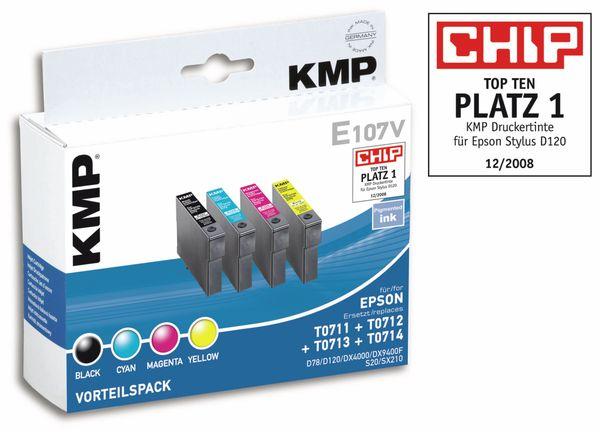 Tintenpatronen-Set KMP, kompatibel für Epson T0715