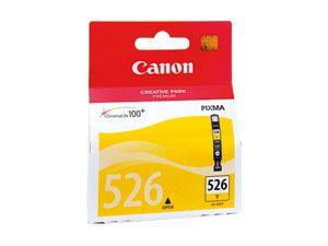 Tintenpatrone CANON CLI-526Y, 9 ml