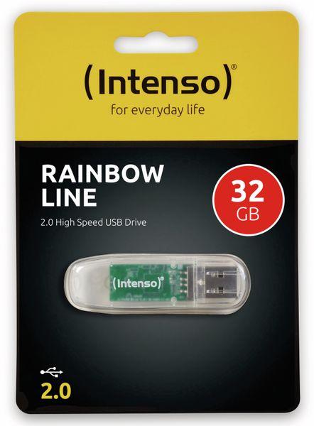 USB-Speicherstick INTENSO Rainbow Line, 32 GB - Produktbild 2