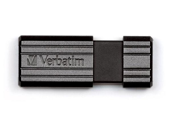 USB-Speicherstick VERBATIM PinStripe, 64GB - Produktbild 2