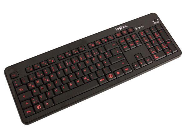 Computer-Tastatur LOGILINK ID0080 - Produktbild 2