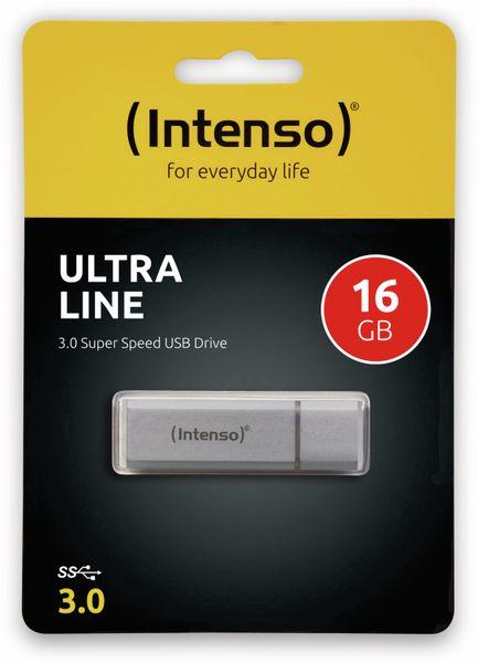 USB 3.0 Speicherstick INTENSO Ultra Line, 16 GB - Produktbild 2