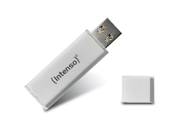 USB 3.0 Speicherstick INTENSO Ultra Line, 32 GB - Produktbild 1