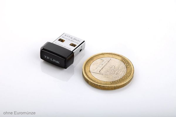 Nano WLAN USB-Stick TP-LINK TL-WN725N, 150 Mbps - Produktbild 3