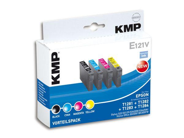 Tintenpatronen-Set KMP, kompatibel für Epson T1285