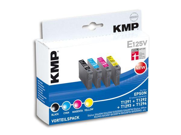 Tintenpatronen-Set KMP, kompatibel für Epson T1295