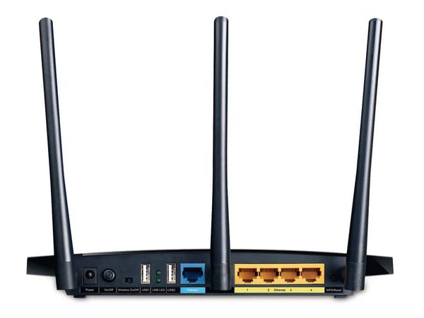 Dualband WLAN-Router TP-LINK Archer C7, AC1750 - Produktbild 3